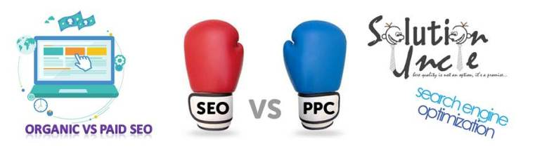 Organiv vs Paid SEO